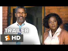 Starring: Denzel Washington, Viola Davis, and Mykelti Williamson Fences Official Trailer 1 (2016) - Denzel Washington Movie An African American father strugg...