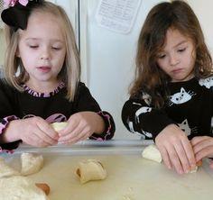 Paula's Preschool and Kindergarten: pigs in a blanket