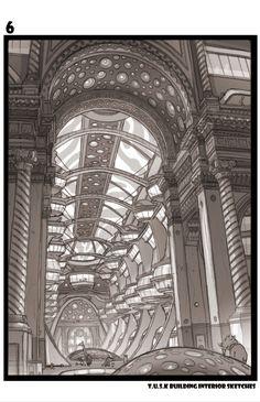 ZOOTOPIA - MATTHIAS LECHNER        art direction-productiondesign
