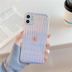 Laser Gradient Colorful Case - iPhone 12 Pro Max / Style 3