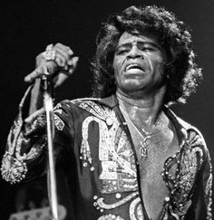 "Legendary American singer, songwriter, musician, and recording artist, James Brown (aka the ""Godfather of Soul"") was born May 3rd 1933. A major figure in the development of the ""Funk Music"" genre, Brown was inducted into the Rock 'n Roll Hall of Fame in 1986 and into the Songwriter's Hall of Fame in 1990."