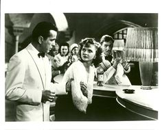 Madeleine LeBeau the only living cast member of Casablanca