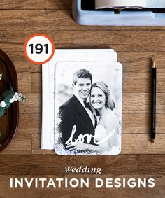 191 Wedding Invitati