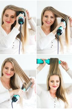 9 - 2020 Easy hairstyles, 9 - Easy hairstyles - 1 Regardless of whether you're diverting a level iron from my entryway for a fast wave, or settling on a super-classy twist, my . Summer Beauty Tips, Best Beauty Tips, Beauty Hacks, Blowout Hair Tutorial, Smooth Hair, Hair Tools, Hair Hacks, Easy Hairstyles, Your Hair