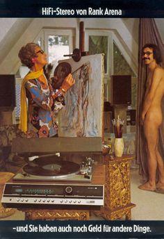 """vinylespassion: """" Rank Arena 1974 """""""