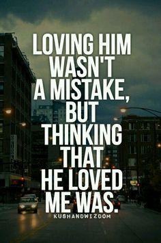 He doesnt love u