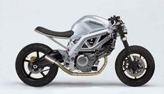 Suzuki #SV650 #Tracker