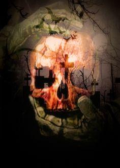 Horror-Artwork: Dunkle Seiten