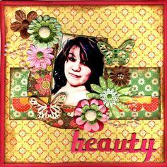 beauty - Scrapjazz.com