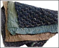 Zokin Sashiko Dust Cloths