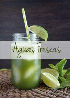... Aguas Frescas on Pinterest | Aguas Frescas, Tonic Water and Watermelon