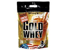 WEIDER® Gold Whey Protein 2 kg Packung