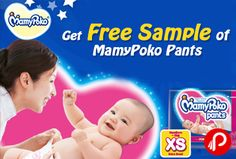 #MamyPoko #offers Free Sample of XS size #MamyPokoPants. fill the details the get the offer. http://www.paisebachaoindia.com/get-free-sample-of-mamypoko-pants-mamypoko/