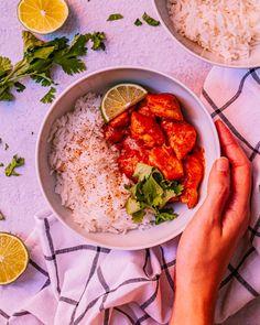 Pollo tikka masala: receta de curry indio | Avena y Aguacate