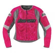 Icon WOMENS OVERLORD™ SPORTBIKE SB1 JACKET at Southern Honda Powersports