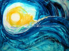 """New Thing"" artist:  Shirlene Lascurain"