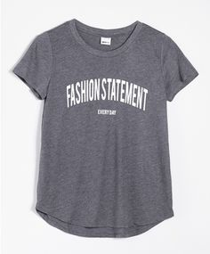 Ida t-shirt Grå