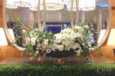 Celsia Floral, 2014 Creme de la Creme display.