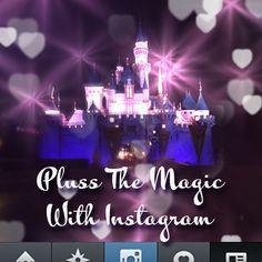 Pluss The Magic With Instagram