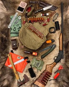 Trail bag for an upcoming trip strapped with the and our parched tra. Trail bag for an Bushcraft Backpack, Bushcraft Skills, Bushcraft Gear, Bushcraft Camping, Camping Survival, Camping Gear, Survival Backpack, Outdoor Survival Gear, Survival Tools