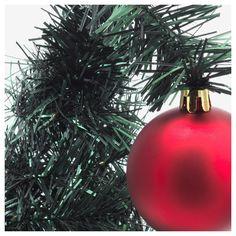 FEJKA Umjetna biljka - IKEA Christmas Bulbs, Xmas, Ikea, Holiday Decor, Home Decor, Decoration Home, Christmas Light Bulbs, Ikea Co, Room Decor