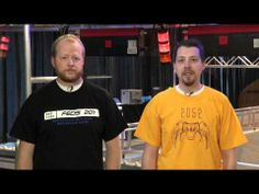 ▶ 2014 FIRST Robotics Competition - Field Tour - Behind the Alliance Wall - 8 of 10 - YouTube