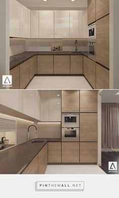 Here are the Modern Kitchen Design Ideas To Inspire. This post about Modern Kitchen Design Ideas To Inspire was posted under the Kitchen category by our team at March 2019 at am. Hope you enjoy it and don't . Beach Kitchen Decor, Kitchen Room Design, Kitchen Cabinet Design, Modern Kitchen Design, Kitchen Colors, Interior Design Kitchen, Kitchen Layout, Modern Design, Beige Kitchen