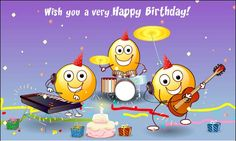 The Happy Song Free Singing Birthday CardsFacebook