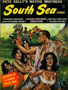 Consider, South seas male porn ready