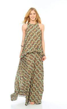 Fashion moda model dress bohem