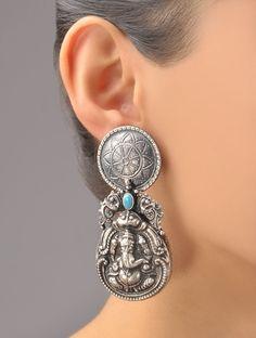 Lord Ganesha Earrings