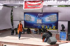"""Voicing social issues through interesting plays on """"Nukkad Natak"""""""