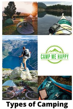 Want to try camping or a different type of camping? See which type of camping would suit you here.