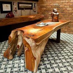 Wonderful Tree Stump Furniture Ideas_69