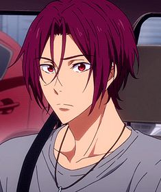 Find images and videos about gif on We Heart It - the app to get lost in what you love. Anime Gifs, Hot Anime Boy, Free Anime, Anime Shows, Anime Manga, Anime Art, Fanart, Anime Bebe, Rin Matsuoka