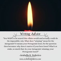 #writingadvice #writingtips #authors #writers #Antagonist  www.ArabellaKFederico.com