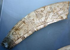 Magic wand, ivory, Middle Kingdom, provenance unknown