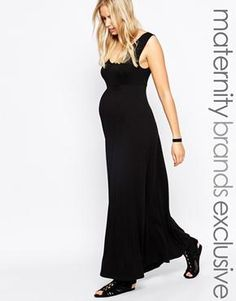 New Look Maternity Maxi Dress
