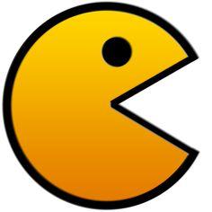Pac-Man | Plik:Pacman HD.png – Wikipedia, wolna encyklopedia