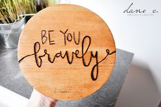 Wood Burning DIY tips. So easy and so beautiful.