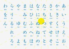hiragana <3