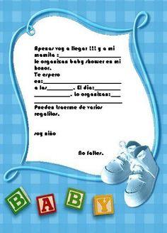 Invitaciones Para Baby Shower Para Modificar 1 410