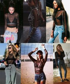 A segunda pele é febre nos closets das fashion girls gringas em geral. Essa moda certamente virá forte quando o outono chegar. O look é sexy e fashionista