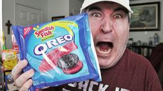 Swedish Fish Oreo REVIEW