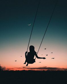 life is better when you worry less and dream more. Life is better when you are less worried and drea Silhouette Photography, Silhouette Art, Art Photography, Cute Wallpapers, Wallpaper Backgrounds, Silhouette Fotografie, Cool Pictures, Beautiful Pictures, Foto Top