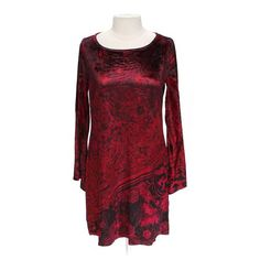 For sale: Velour Dress on Swap.com online consignment store