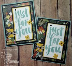 Just for You! - New 2016 Goodies