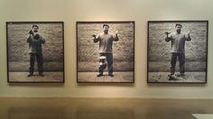 Ai Weiwei. Réflexion sur l'histoire et la tradition. Photo prise le 1er septembre 2013 à la Art Gallery of Ontario.