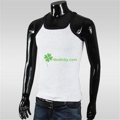 Mens Summer T Shirts, Cotton Vest, Collar Designs, Wetsuit, Polo Shirt, Swimwear, Jackets, Clothes, Fashion