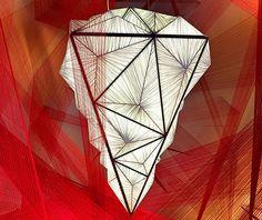 Zooid Diamond - Aqua Creations